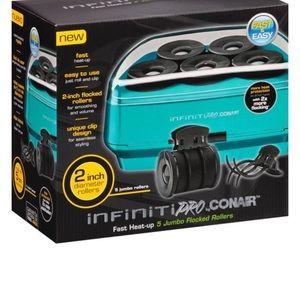 Infiniti Pro by Conair Jumbo Roller Set NWOT